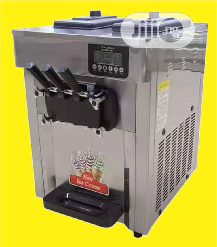 High Grade Table Top Ice Cream Machine