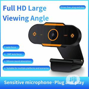 4K Auto Focus USB Computer Webcam Full HD 1944P 1080P Webcm | Computer Accessories  for sale in Lagos State, Ikeja