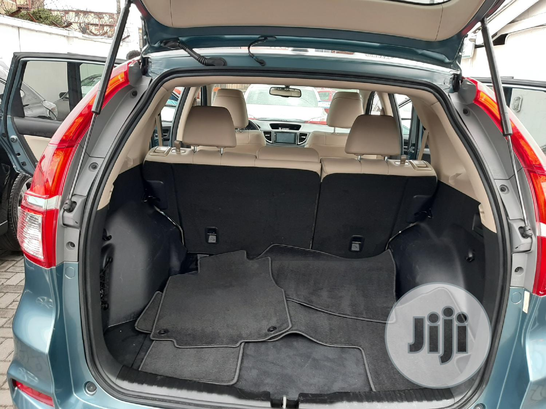 Honda CR-V 2015 Blue | Cars for sale in Surulere, Lagos State, Nigeria