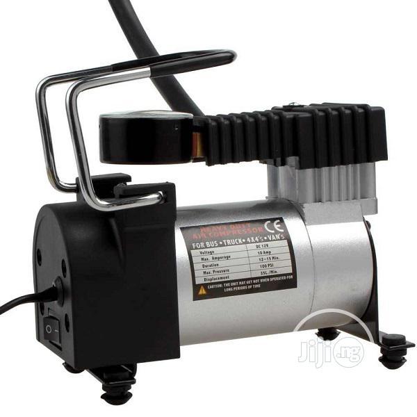 Archive: Auto Car Air Compressor Electric Tire Inflator Pump