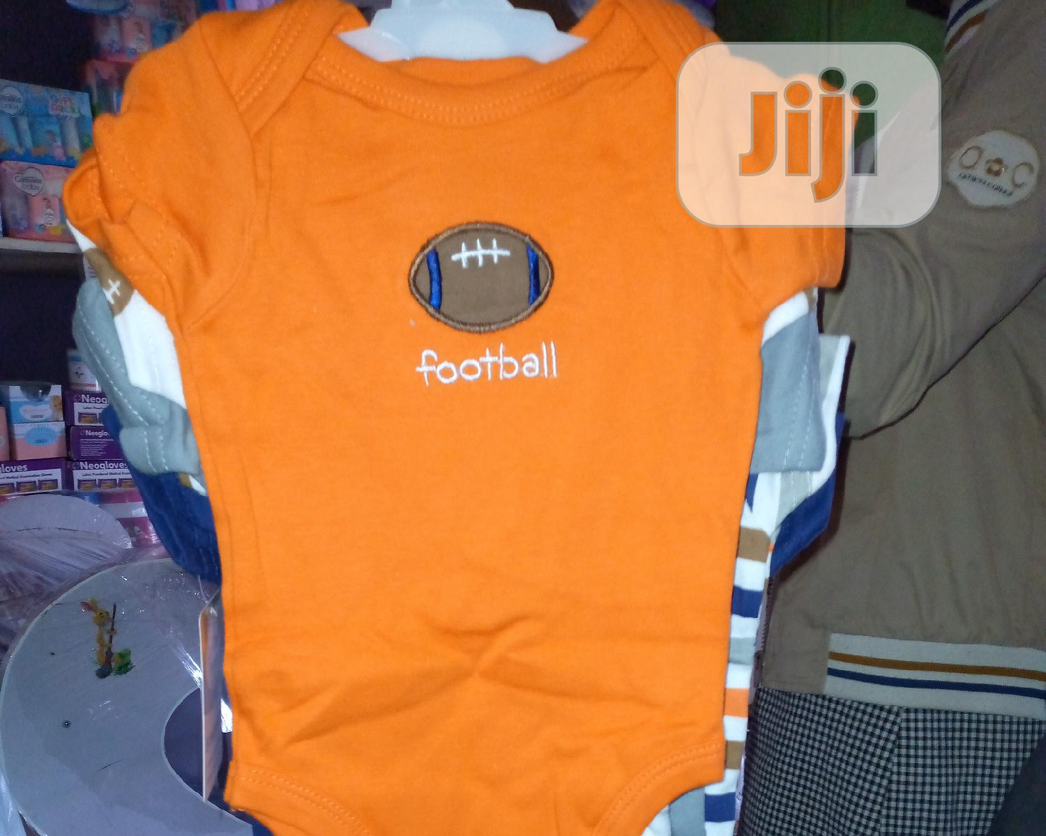 5in 1 Luvable Body Suits