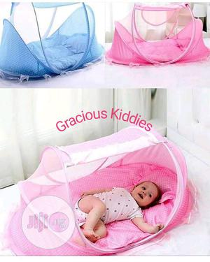 Foldable Pop-Up Baby Bed With Mosquito Net   Children's Furniture for sale in Lagos State, Agege