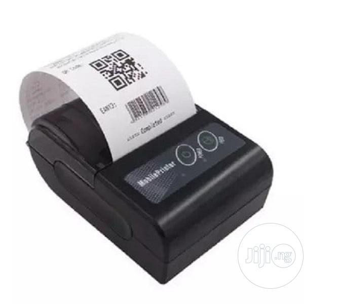 Archive: Bluetooth Mobile POS Printer
