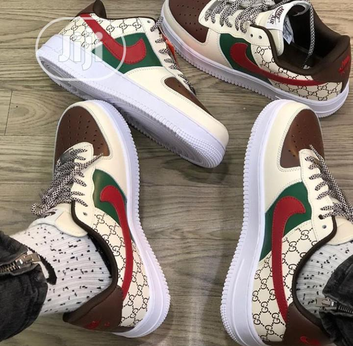 High Quality Gucci X Nike Air Force 1