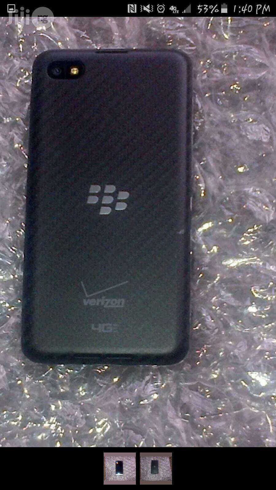 Archive: UK Neatly Used Blackberry Z30 2gb Ram
