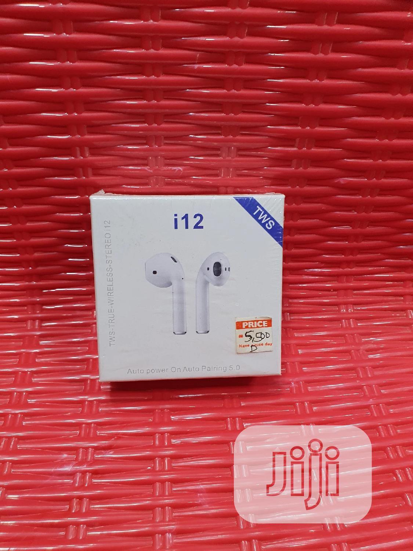 Archive: I12 TWS Wireless Earpods