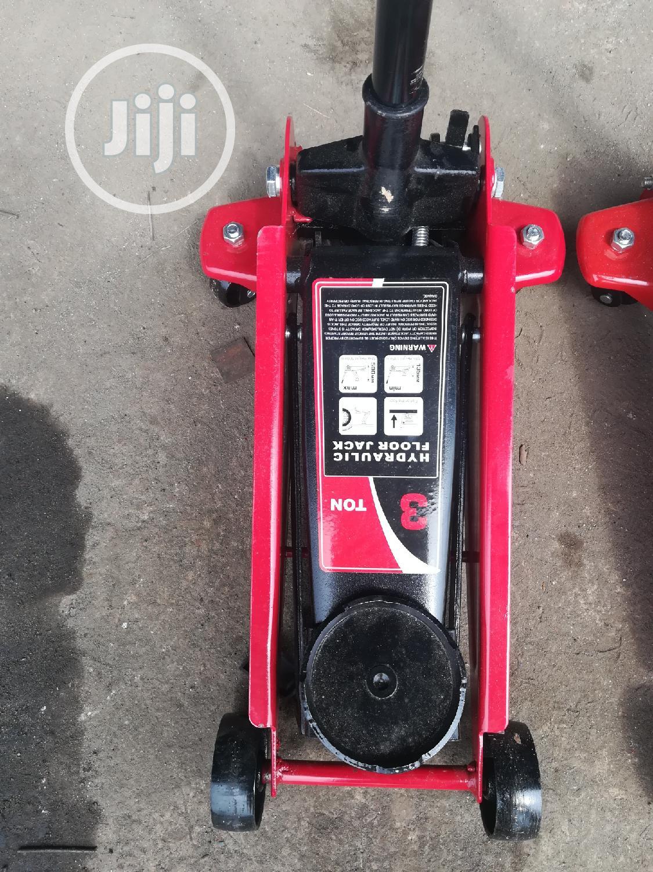 Floor Jack | Vehicle Parts & Accessories for sale in Lagos Island (Eko), Lagos State, Nigeria