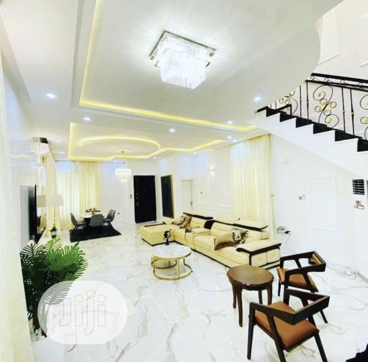 Archive: 5bedroom Fully Detached Duplex Lakeview Estate Orchid Road
