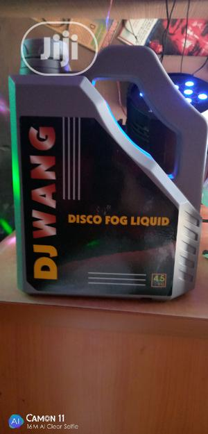 5 Littres Smoke Liquid For Smoke Machine | Stage Lighting & Effects for sale in Lagos State, Ojo