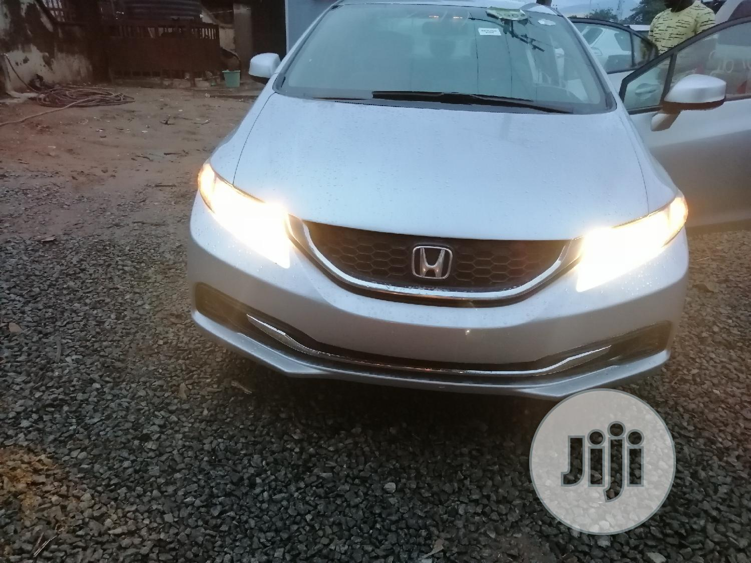 Honda Civic 2014 Silver