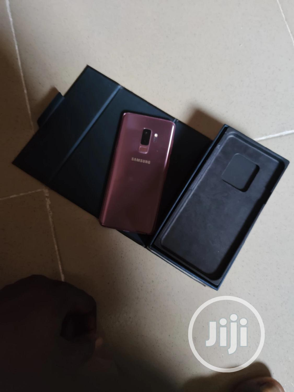 Samsung Galaxy S9 Plus 64 GB Pink | Mobile Phones for sale in Ikorodu, Lagos State, Nigeria