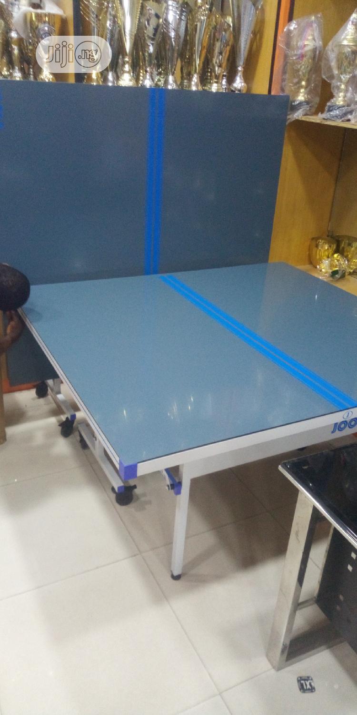 Aluminium Joola Outdoor Table Tennis Board | Sports Equipment for sale in Gbagada, Lagos State, Nigeria