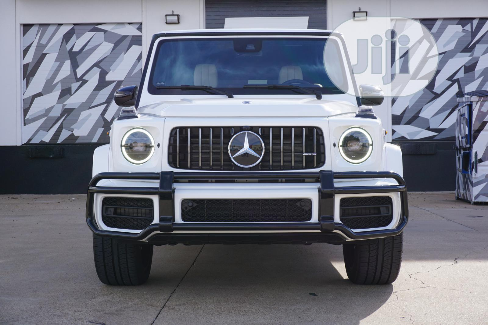 Archive New Mercedes Benz G Class 2020 Base G 550 Awd White In Lekki Cars Ib Topnotch Enterprise Jiji Ng