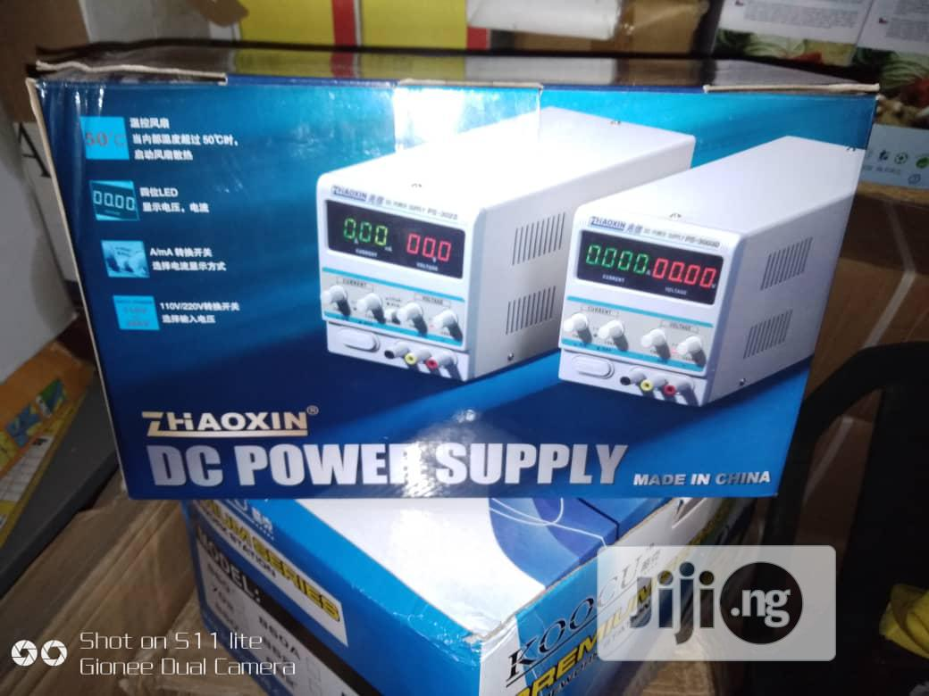 Archive: 10A DC Power Supply