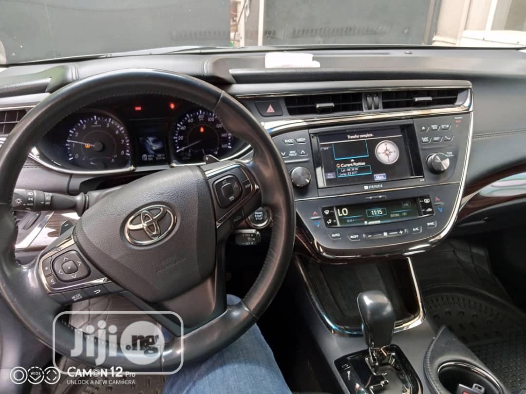 Archive: Toyota Avalon 2014 Gray