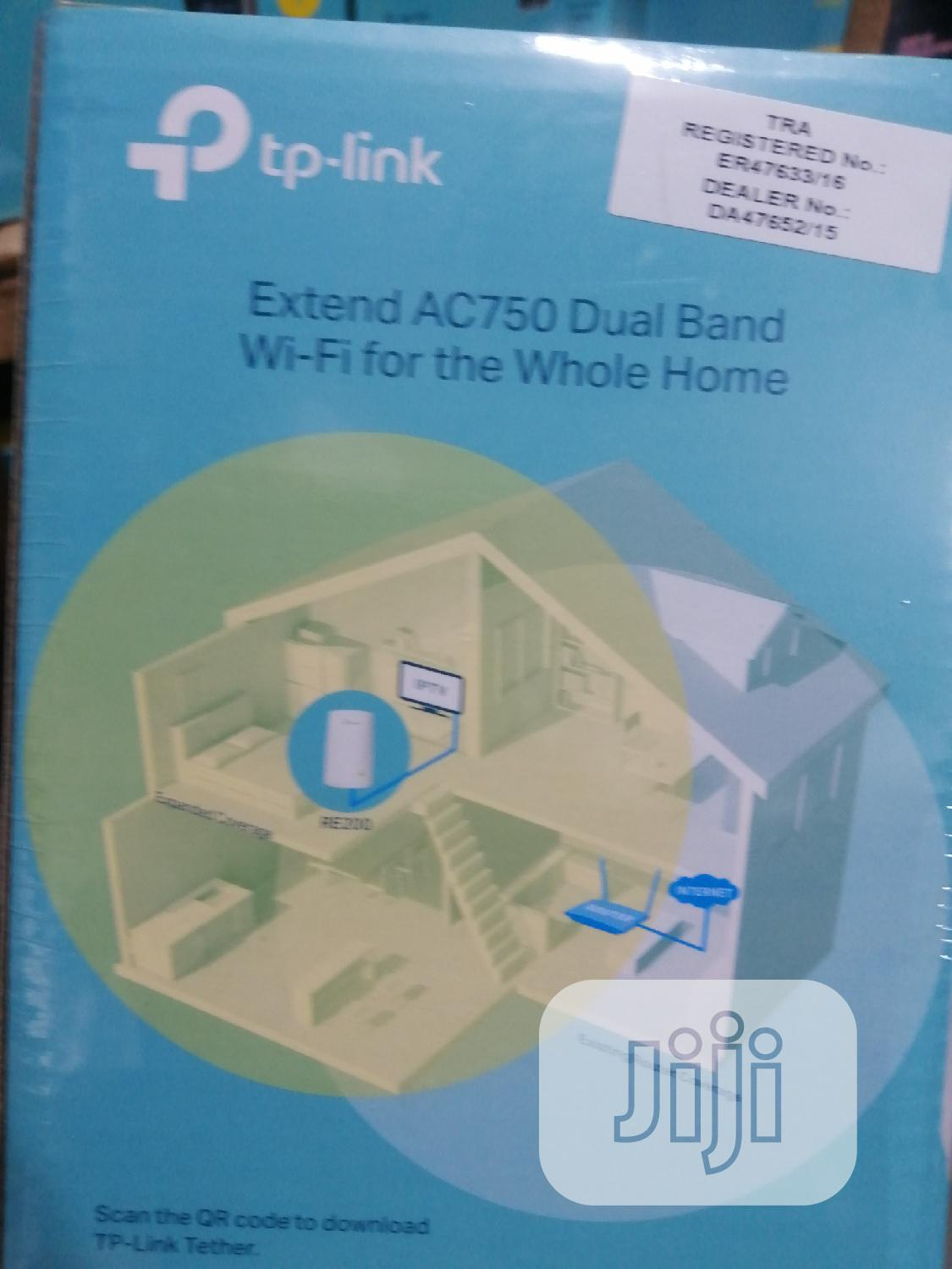 Tp-link Wifi Range Extender | Networking Products for sale in Ikeja, Lagos State, Nigeria