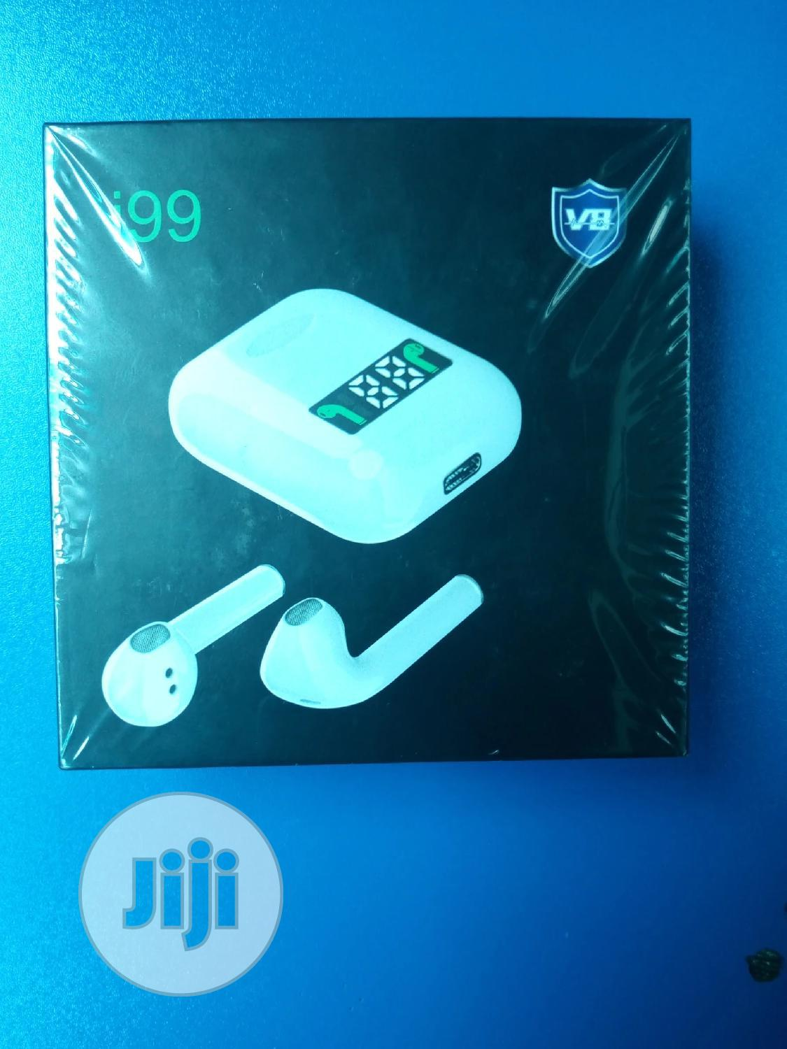 I99 Airpod | Accessories for Mobile Phones & Tablets for sale in Ikeja, Lagos State, Nigeria