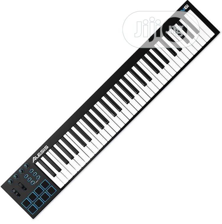 Alesis V61 Midi Keyboard Controller With Drum Pads | Musical Instruments & Gear for sale in Ojo, Lagos State, Nigeria