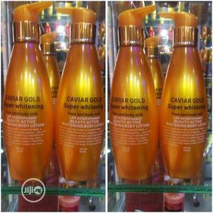 Caviar Gold Super Whitening Body Lotion   Skin Care for sale in Lagos State, Amuwo-Odofin