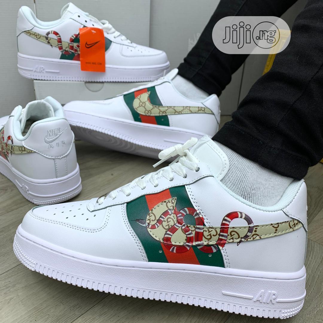 Original Nike X Gucci Sneakers in