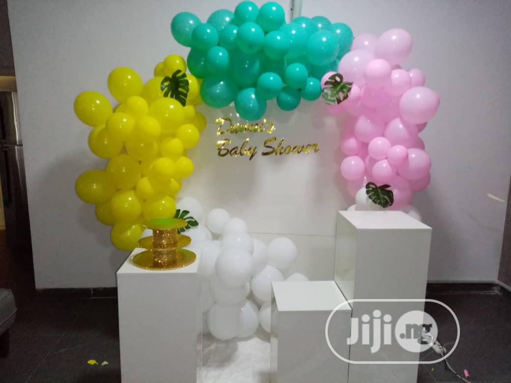 Archive: Children's Birthday Party Decoration