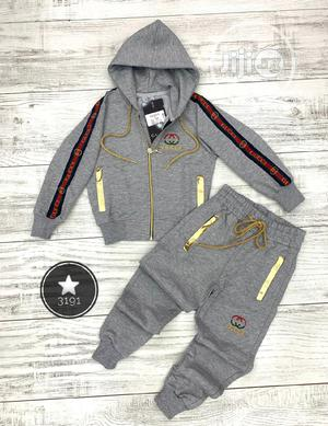 A Set Of Hooded Top And Trouser   Children's Clothing for sale in Lagos State, Amuwo-Odofin