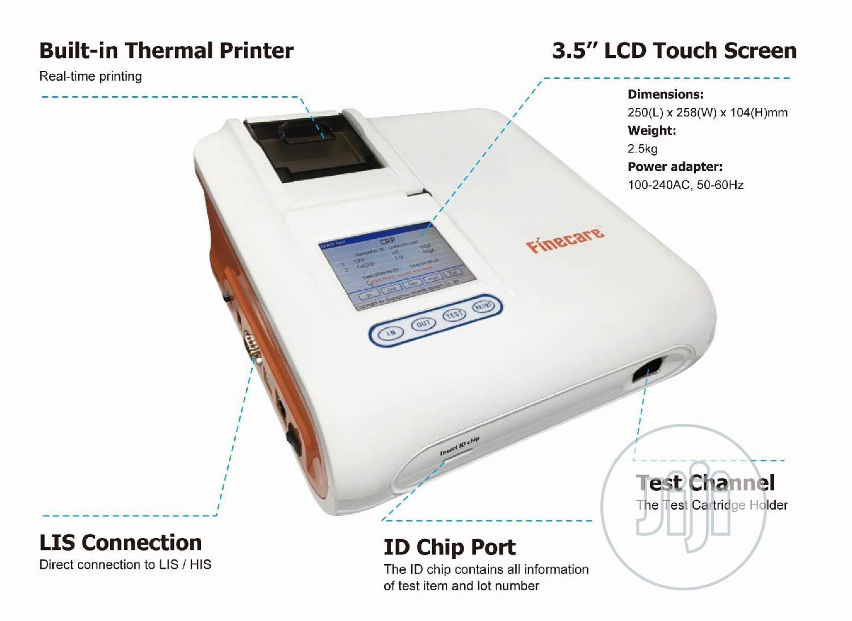 Finecare Hormone Fia POCT Fluorescence Immunoassay Analyzer | Medical Equipment for sale in Amuwo-Odofin, Lagos State, Nigeria