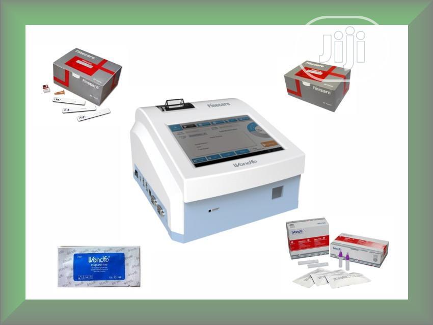Fluorescence Immunoassay ( Finecare Plus Hormone | Medical Equipment for sale in Amuwo-Odofin, Lagos State, Nigeria
