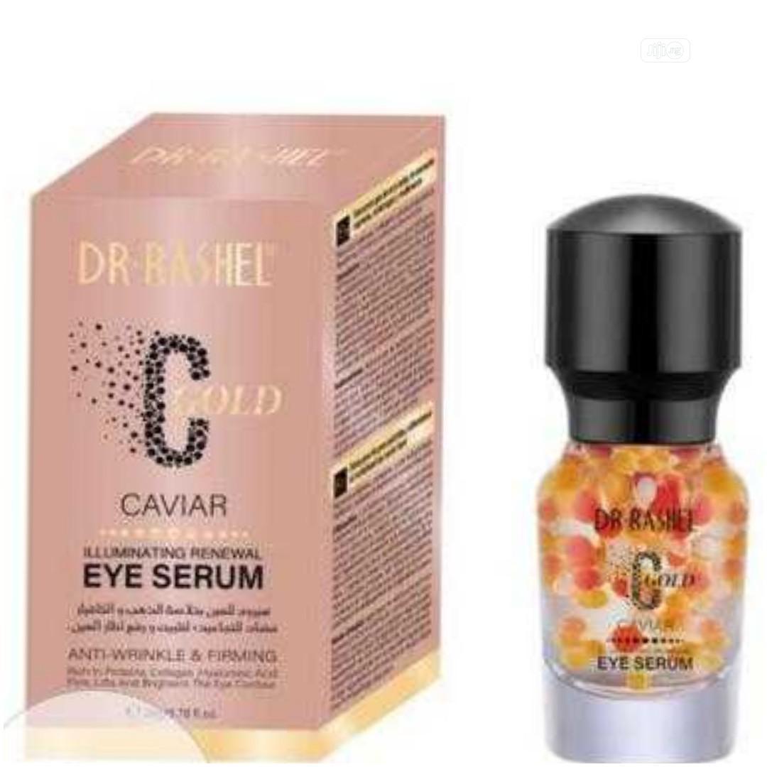 Archive: Dr Rashel Gold Caviar Eye Serum