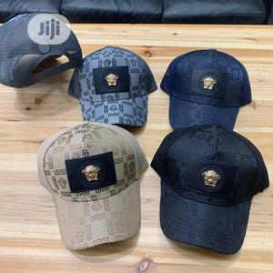 Versace Facecap | Clothing Accessories for sale in Lagos State, Surulere