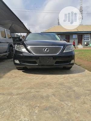 Lexus LS 2007 460 Black | Cars for sale in Lagos State, Ajah