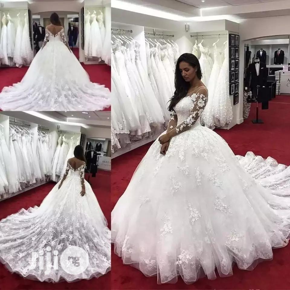 Stunning Luxury Wedding Dress on Pre Order