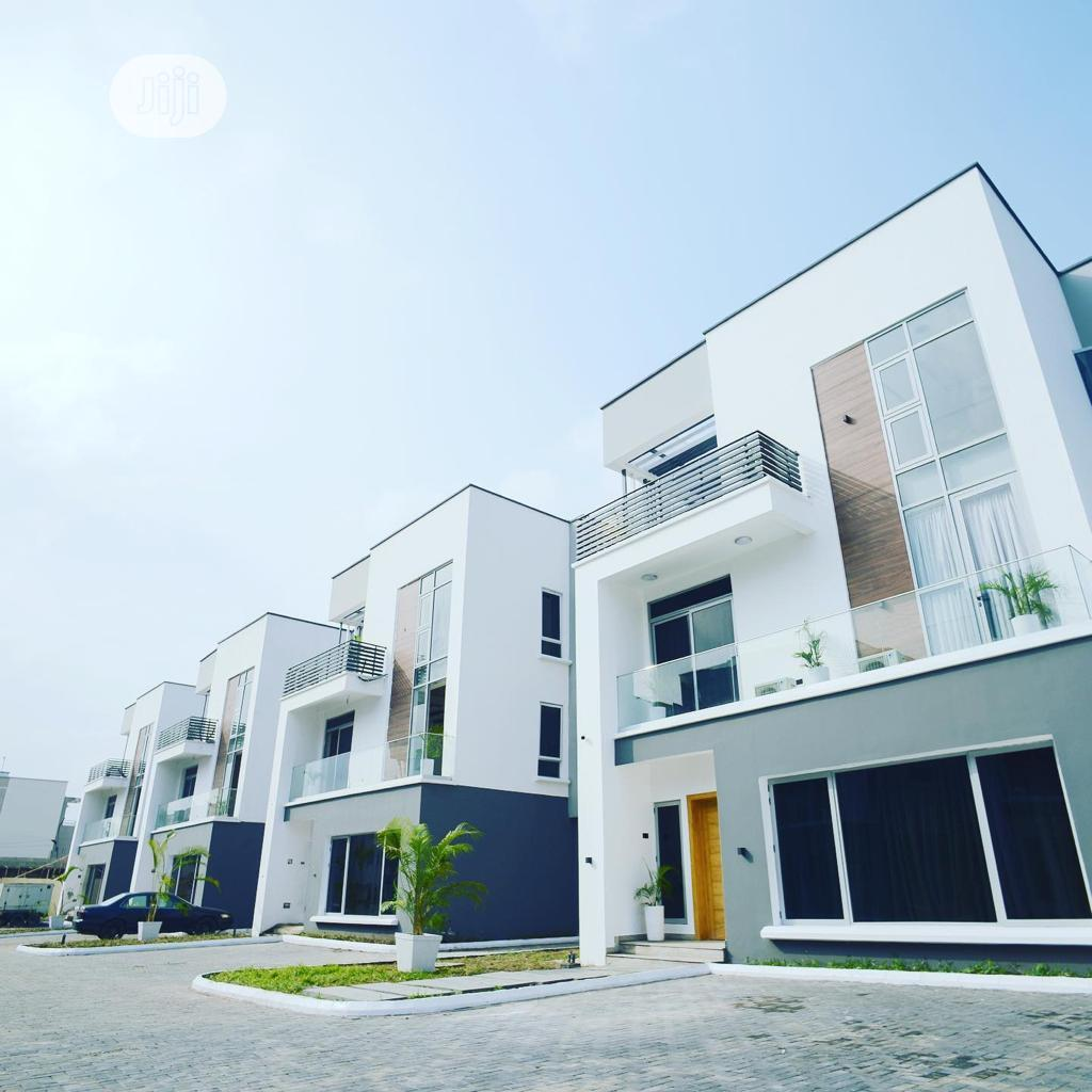 Furnished Houses For Sale In A Highbrow Area At Ikeja GRA
