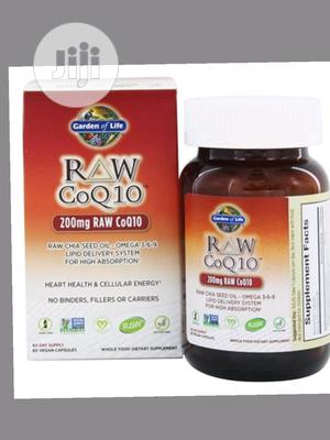 Garden of Life Raw COQ10,Hearth,Blood Sugar Regulator,Cancer   Vitamins & Supplements for sale in Oyo State, Surulere-Oyo