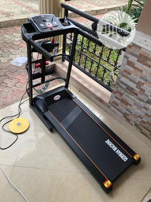 2.5hp Treadmill With Massager | Sports Equipment for sale in Enugu State, Igbo-Etiti