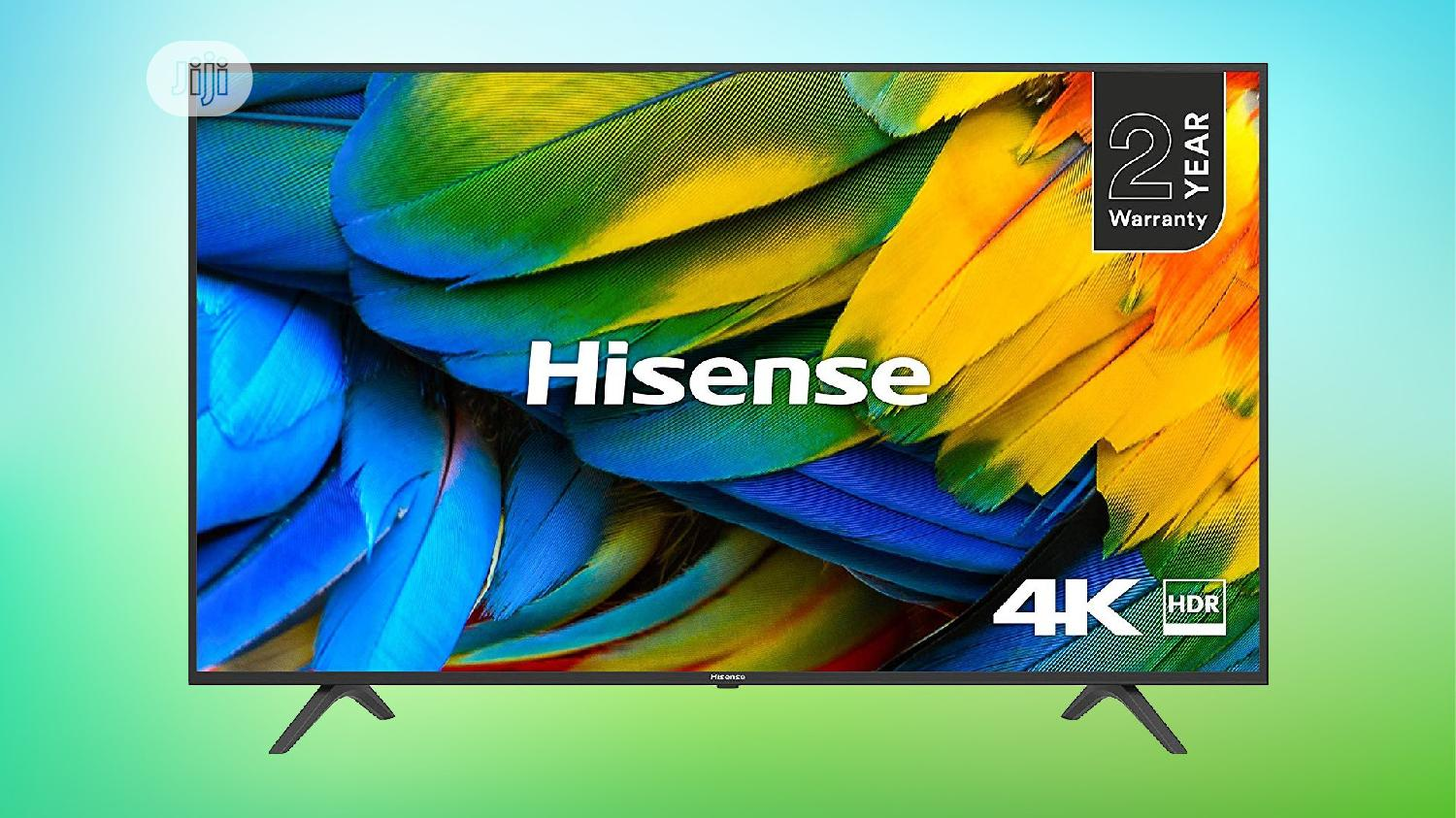 Brand New HISENSE(55inchesk305pw)4K, Smart,LED,FULL HD, TV