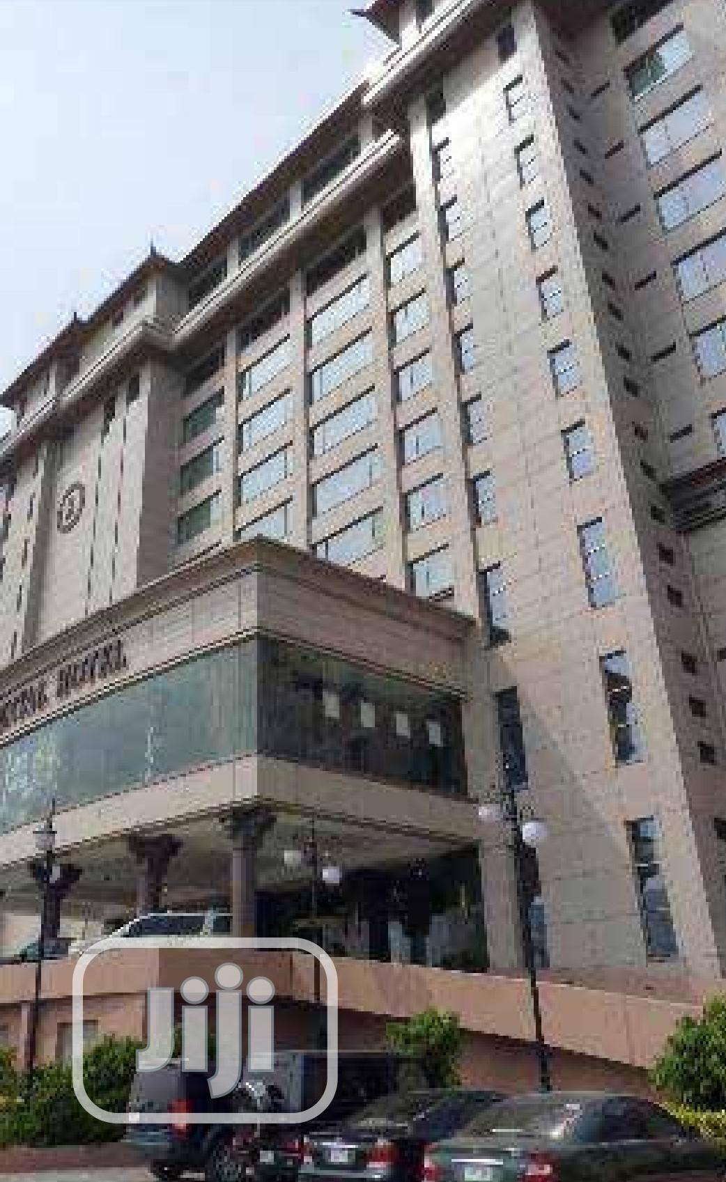 Archive: The Lagos Oriental Hotel