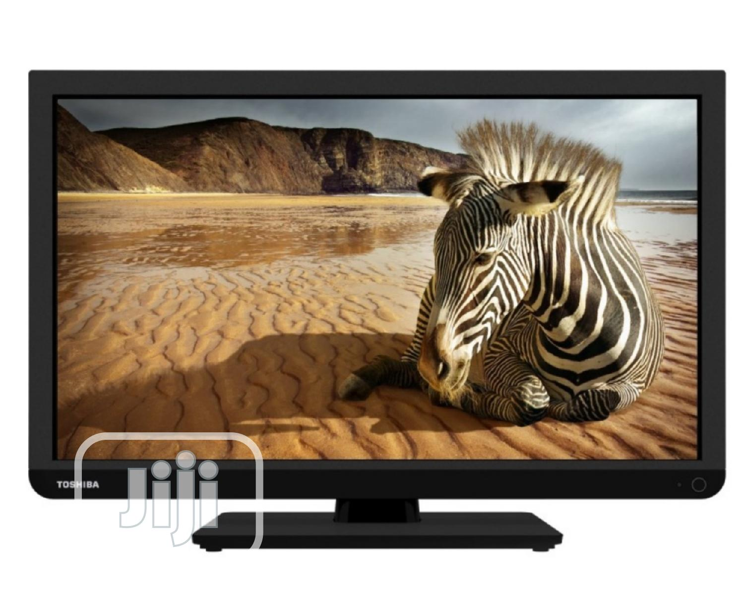 24 Inch Toshiba LED Direct Belgium TV | TV & DVD Equipment for sale in Port-Harcourt, Rivers State, Nigeria