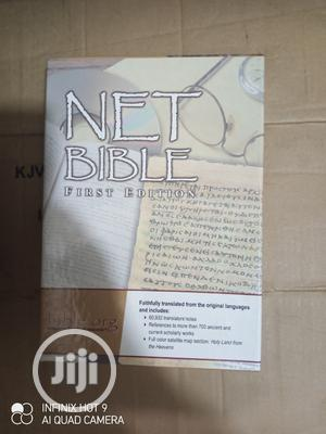 NET BIBLE First Edition | Books & Games for sale in Lagos State, Yaba