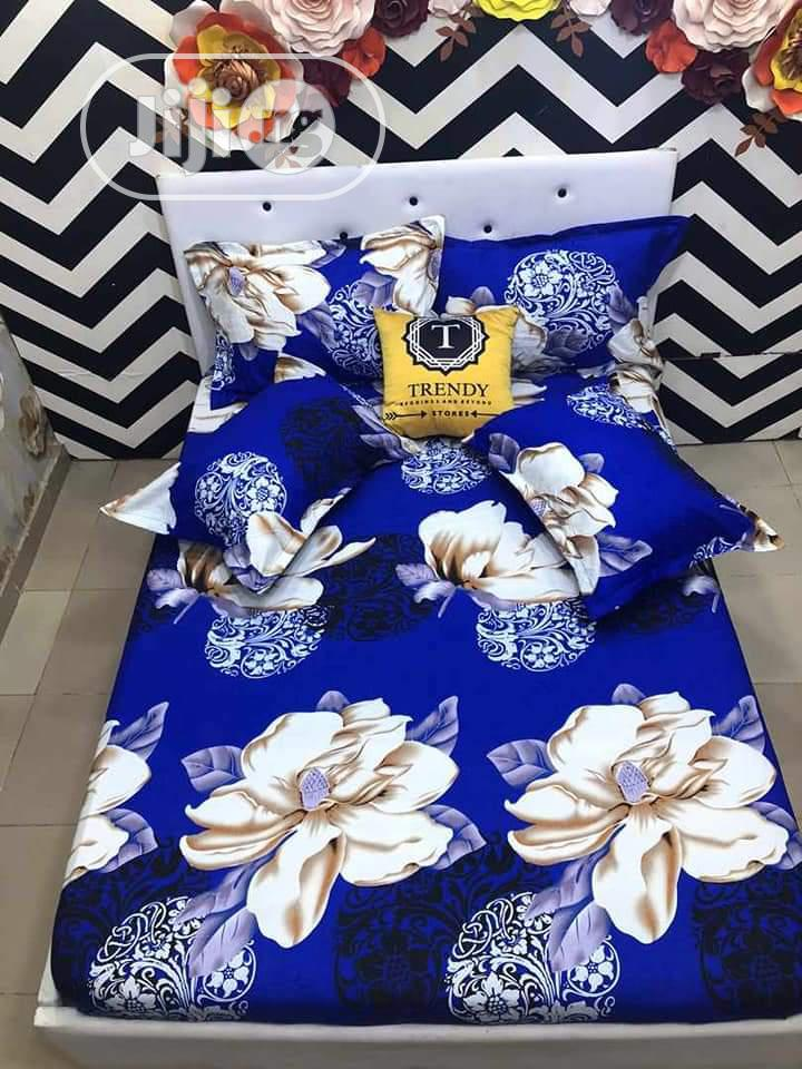 Archive: 6 by 6 Bedsheets With Four Pillow Cases