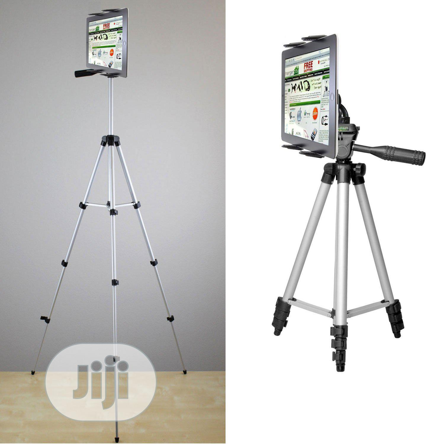 Tripod Stand For Tablet Phone Holder