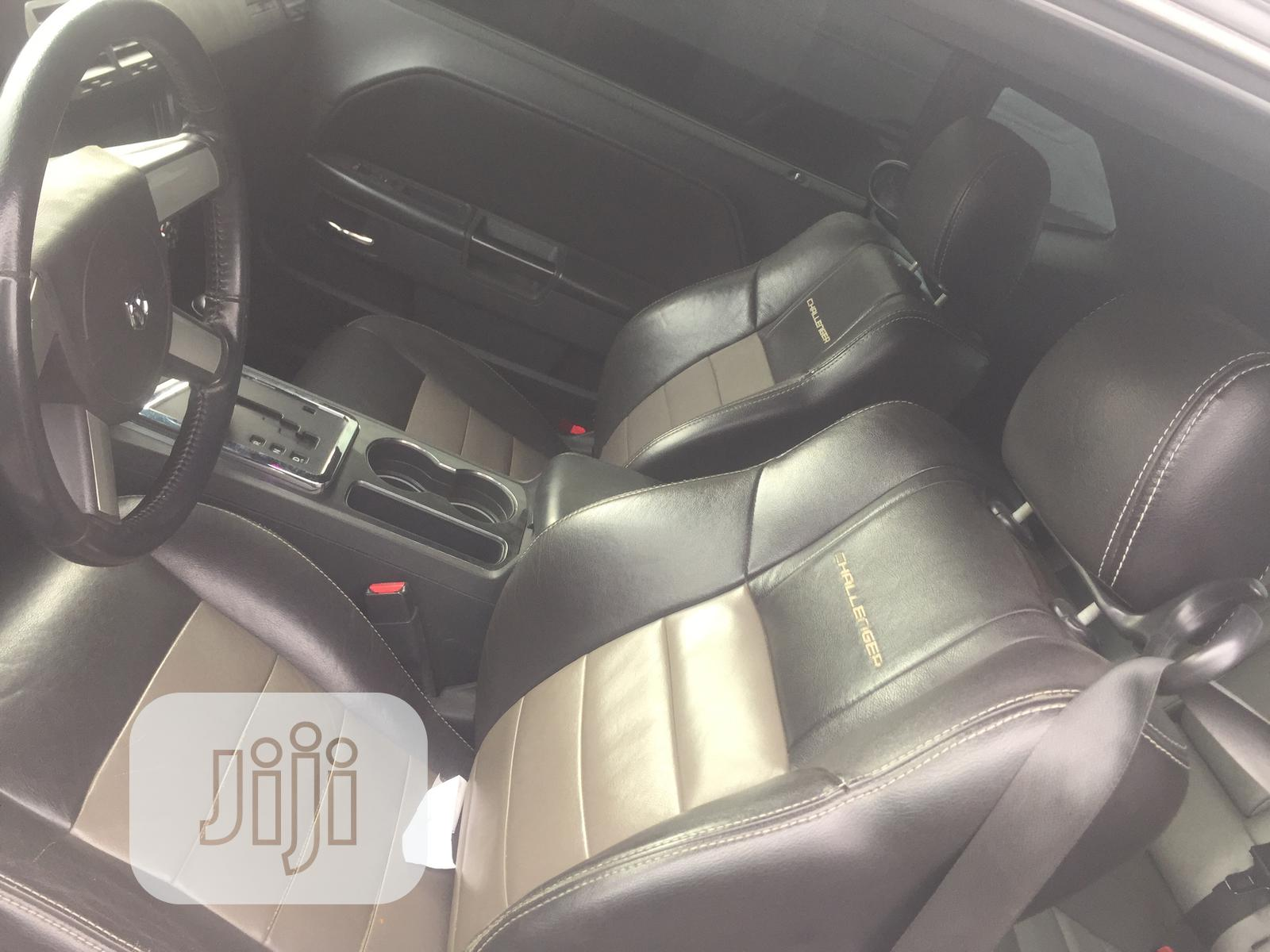 Dodge Challenger 2010 Black | Cars for sale in Gwarinpa, Abuja (FCT) State, Nigeria