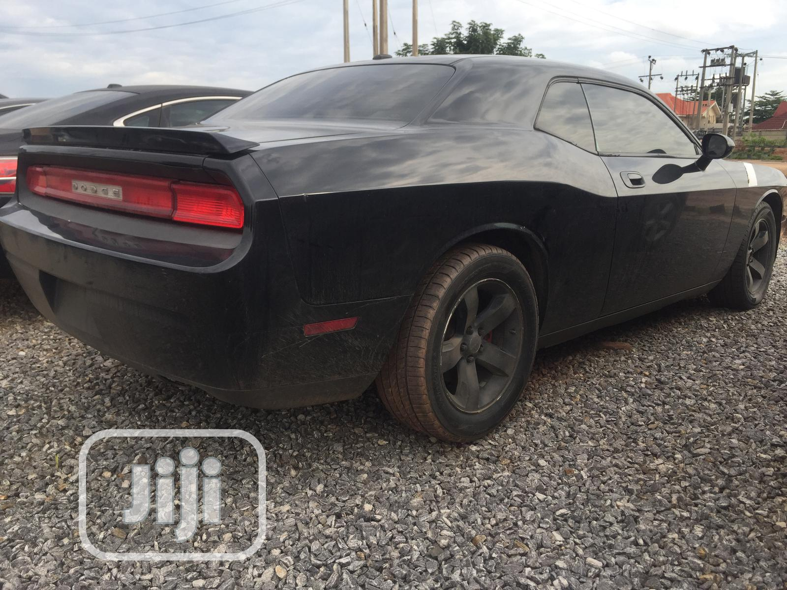 Dodge Challenger 2010 Black