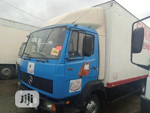 Mercedes Benz 814 Container Truck Blue   Trucks & Trailers for sale in Lagos State, Apapa