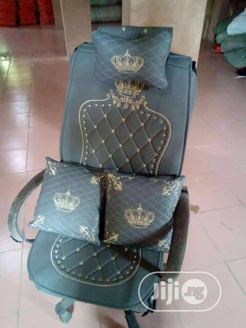 Crown Seat Covers