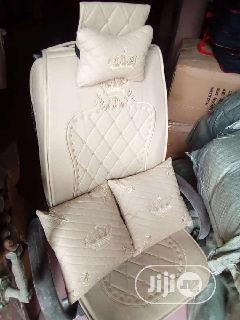 Crown Seat Covers | Vehicle Parts & Accessories for sale in Ojo, Lagos State, Nigeria
