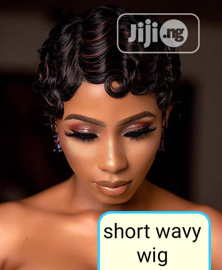 Short Wavy Hair | Hair Beauty for sale in Isolo, Lagos State, Nigeria