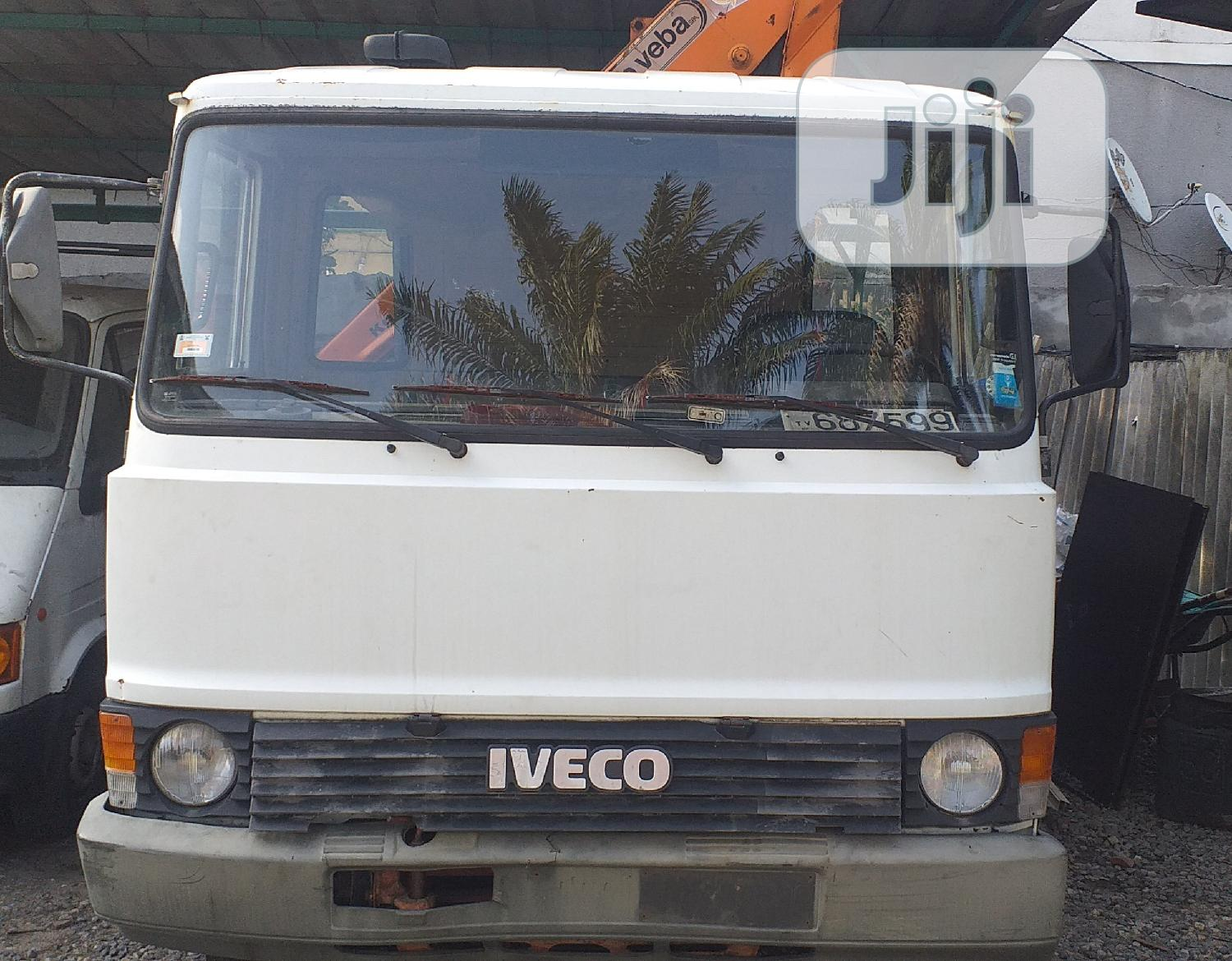 Iveco 6 Tyres 5 Tons Hiab | Trucks & Trailers for sale in Apapa, Lagos State, Nigeria
