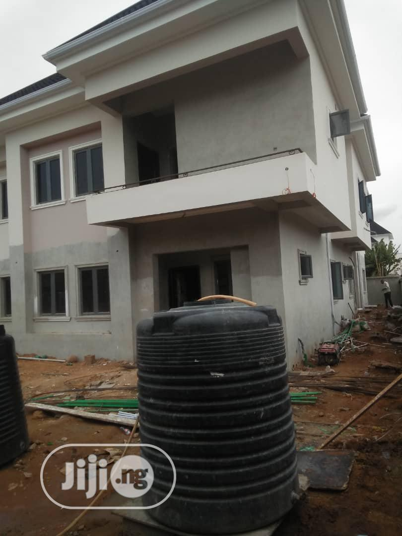 Massive Brand New 5 Bedrooms Detached Duplex | Houses & Apartments For Rent for sale in Ikeja, Lagos State, Nigeria