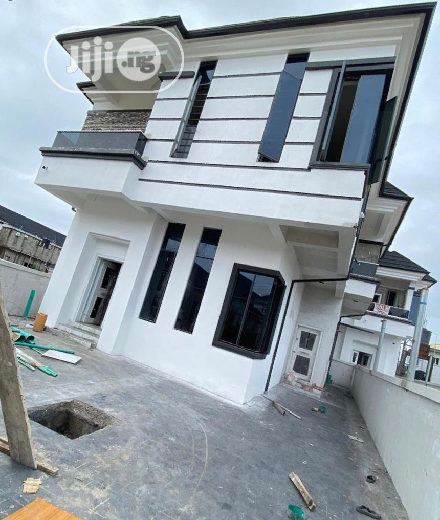4 Bedroom Detached Duplex With Bq Situated In Lekki Phase 2